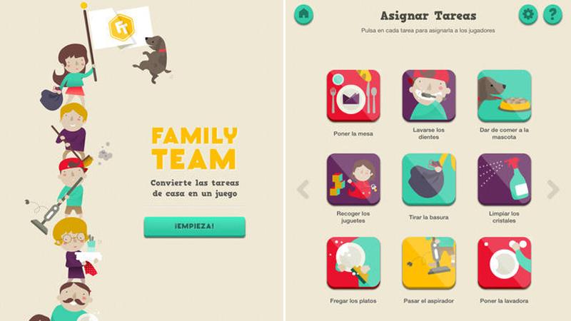 family-team