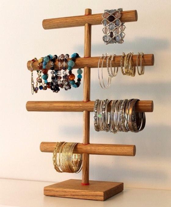 Cómo organizar tus joyas