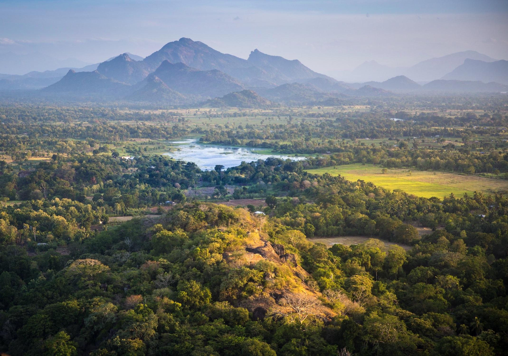 Sigiriya, la roca del león. Sri Lanka