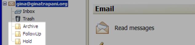 Gestiona tu correo