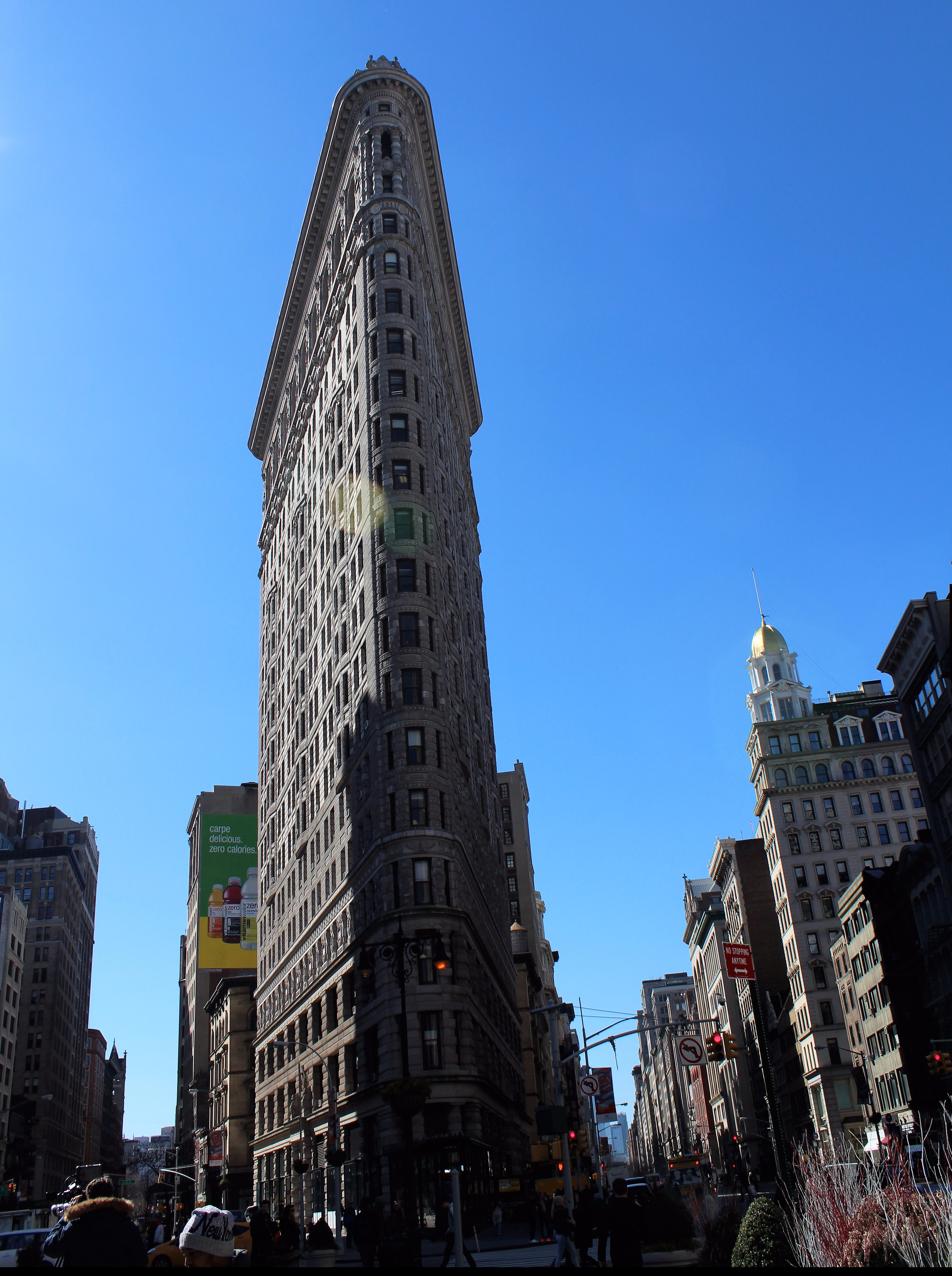 Edificio Flat Iron