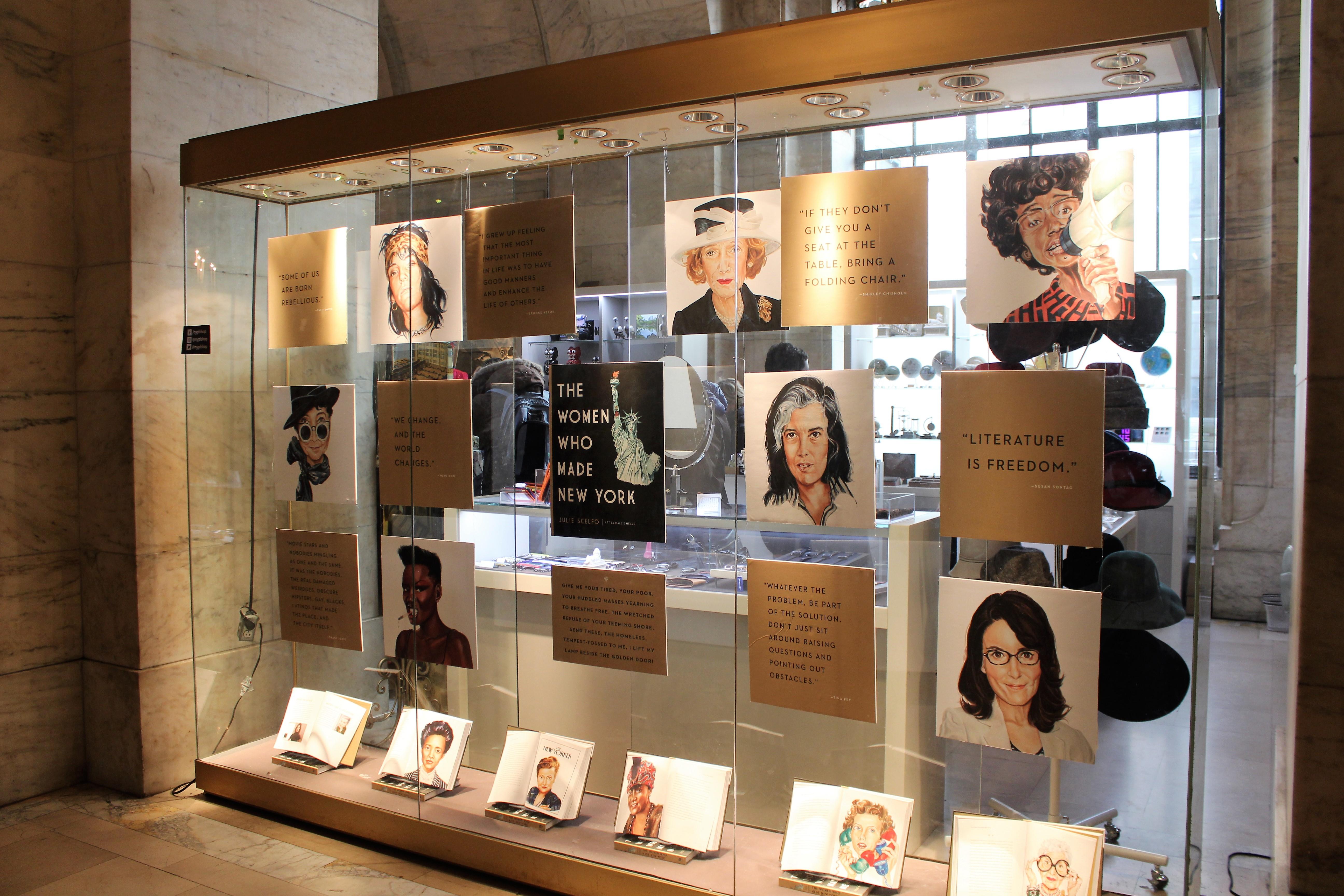 The women who made NY