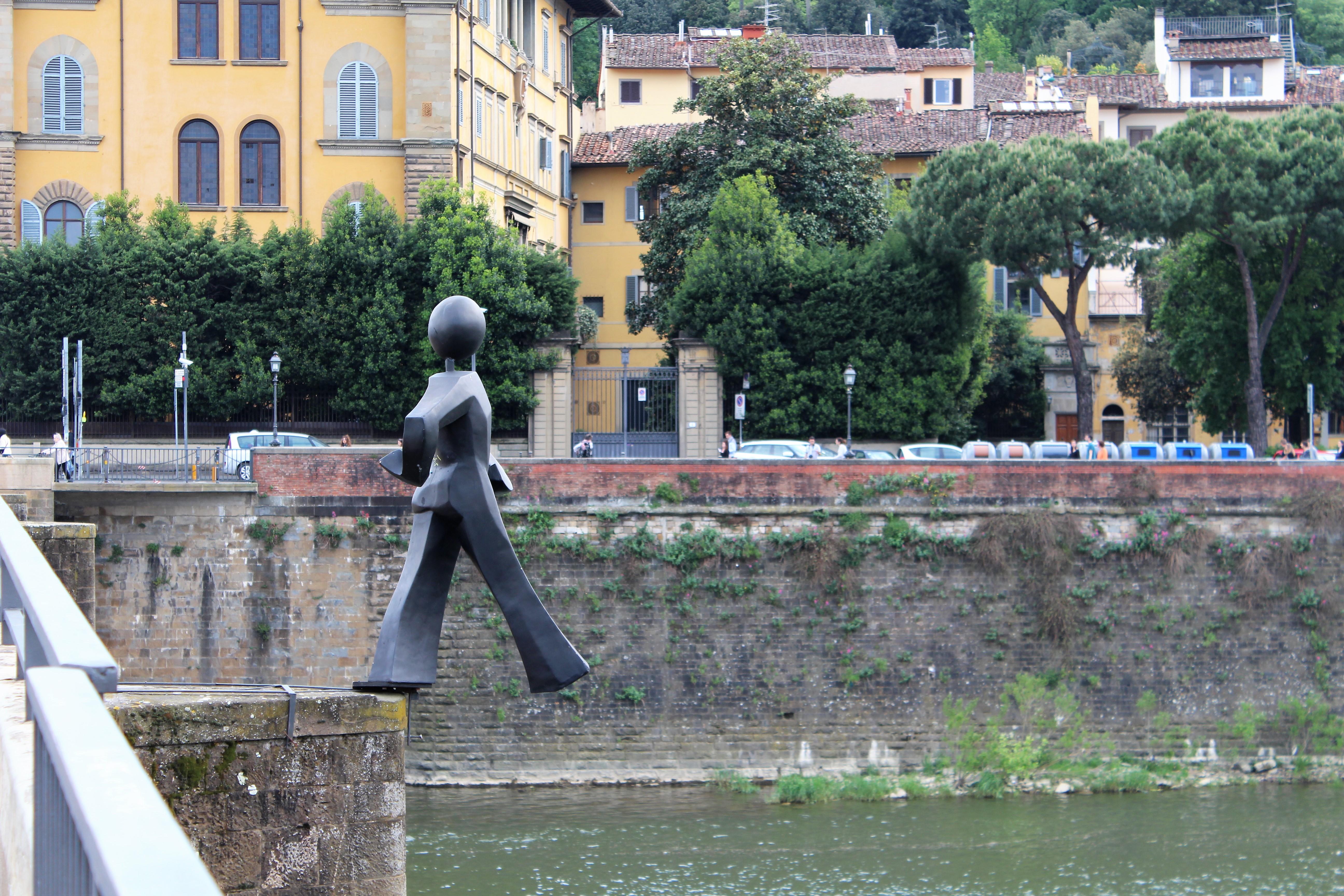 Río Arno - Florencia