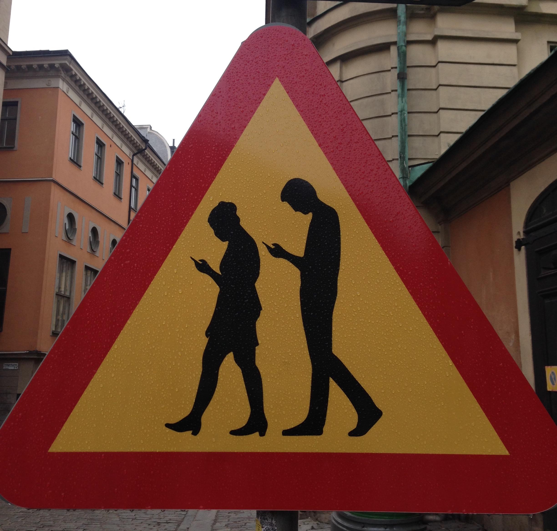 No abuses del móvil