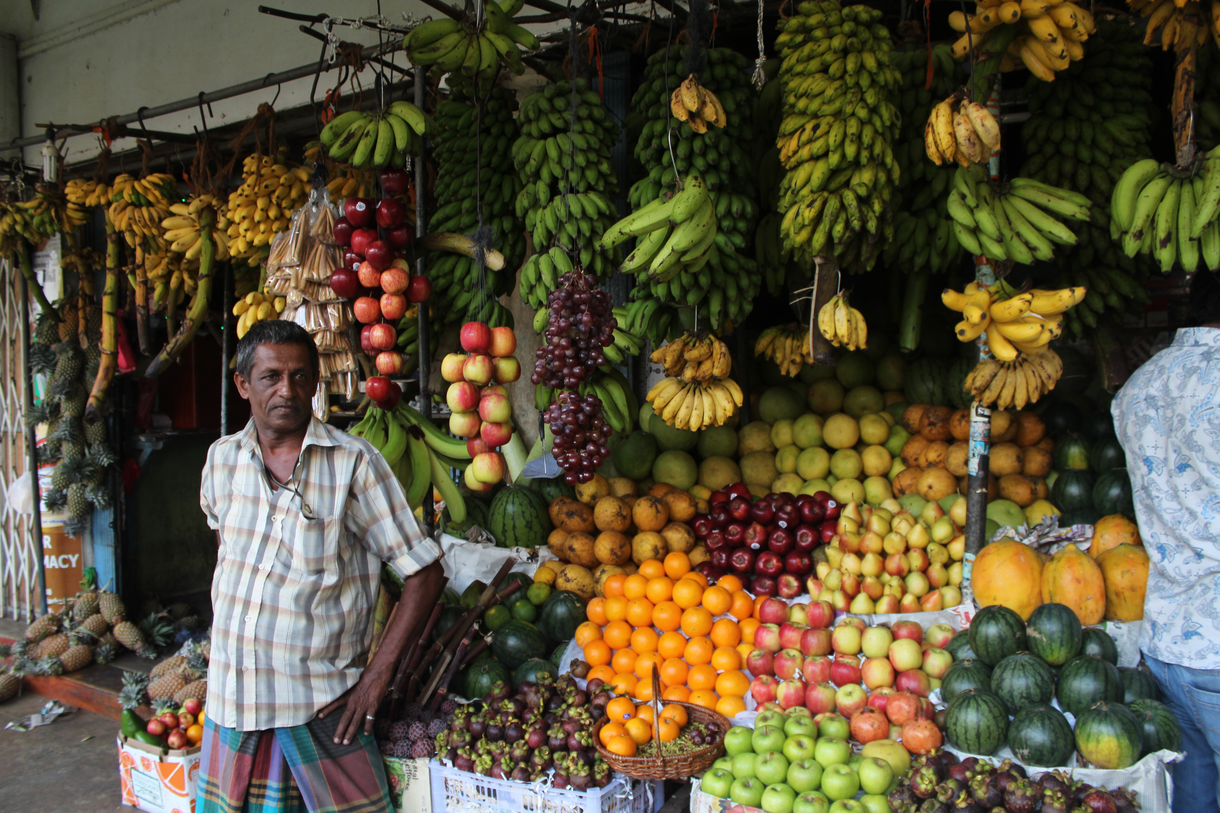 Mercado Sri Lanka