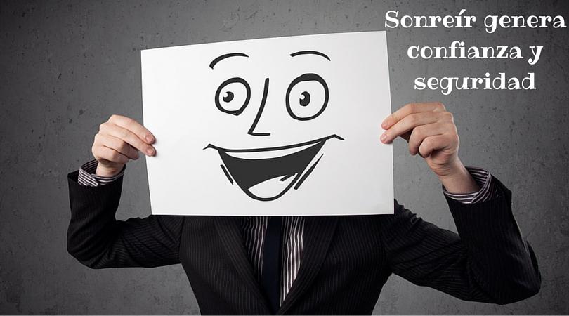 Sonreír-generaconfianza-yseguridad